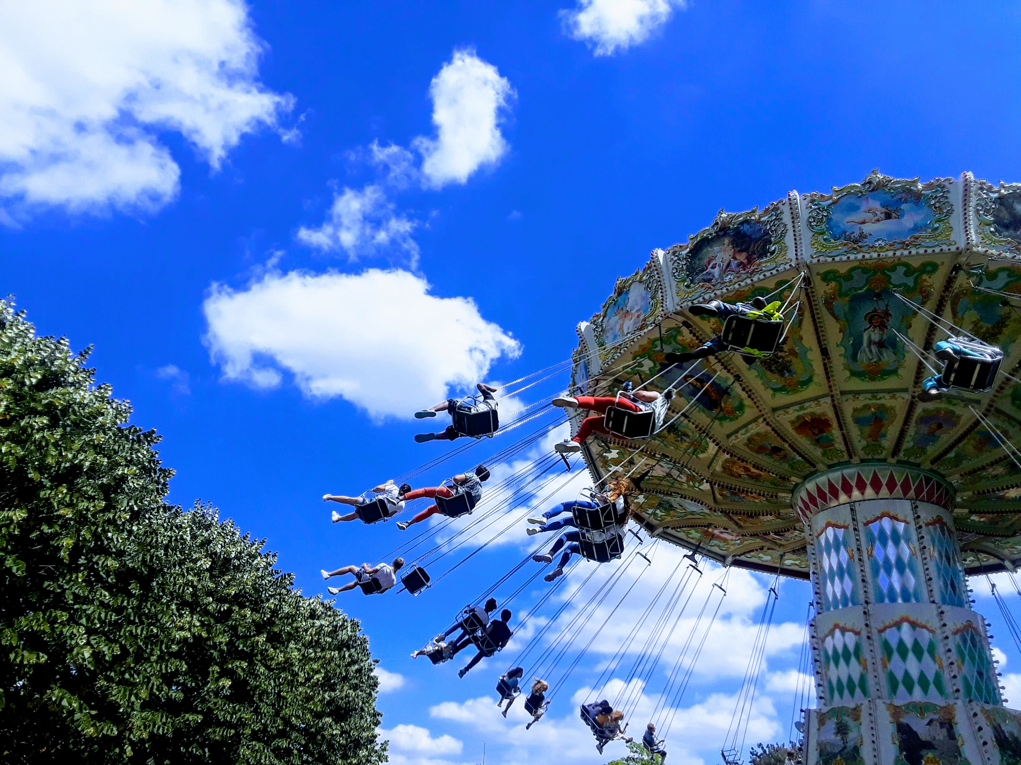 Thrills in the Sky by Tickets for Four