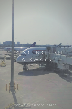 Flying British Airways:With our trip approaching , we had already done a lot of research on which airlines we would choose. With having children, comfort was important as well as service. We decided on traveling with British Airways for our Paris, France trip. We are sure glad we did! #Flying #BritishAirways #Airlines #FlyBA