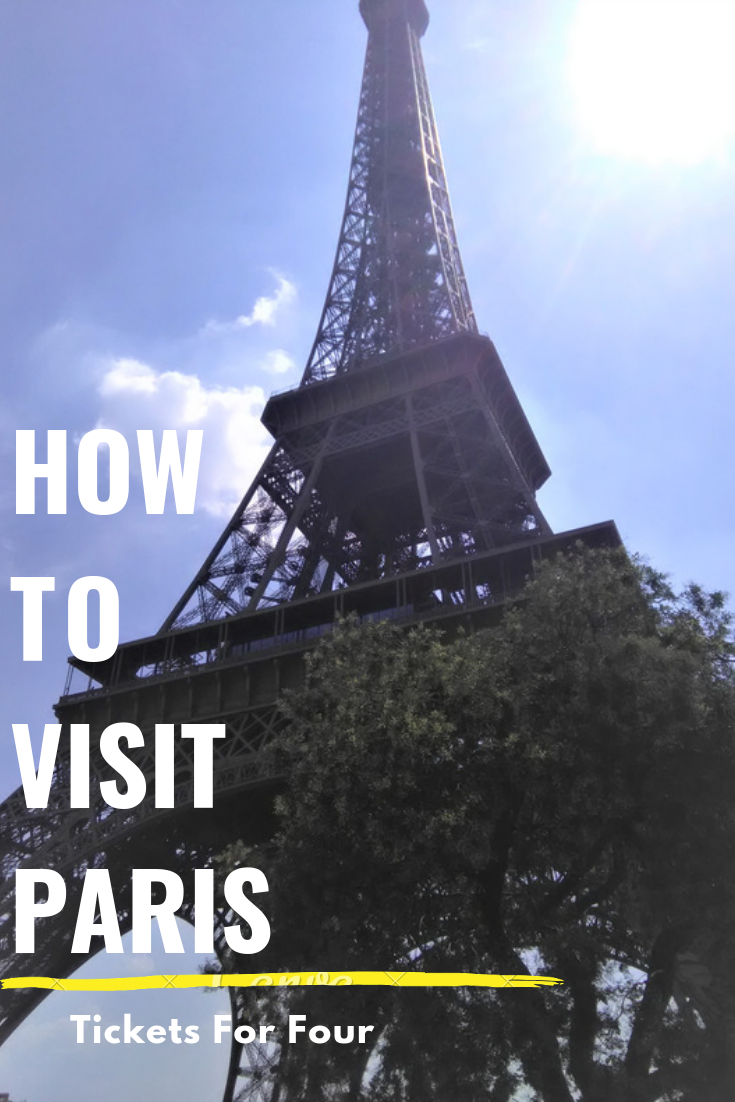 How To Visit Paris:Ah Paris! Our dream adventure came true. If you have gotten to the research part of planning your trip, then you have landed yourself here. You are probably asking yourself, can I have an affordable Paris adventure? Yes. Can you do Paris with kids? Yes. This is our summarized How-To-Paris with Kids. If you are looking for more information check out our other posts. #Paris #France #WhattodoinParis #HowtovisitPariswithkids #HowtovisitParis