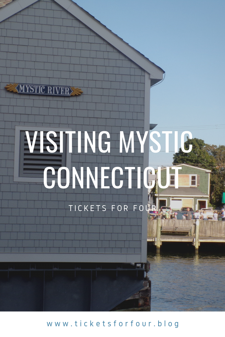 Visiting Mystic, Connecticut:When I begin to think about Mystic, CT the first thing that comes to mind is the Mystic Pizza movie. I think that is what most of us think about. Visiting Mystic,Ct is a wonderful experience that the whole family can enjoy. The movie alone brings swarms of people to visit. Its is a beautiful place to spend the day. It is also a great place to visit with your family. #Mystic #Connecticut #WhattodoinMystic #WhattodoinConnecticut