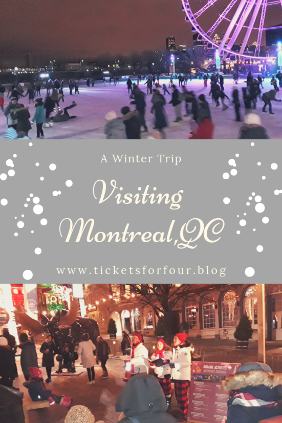 Winter Weekend in Montreal,QC:One of my favorite city in the world is Montreal,QC. There is something there for every traveler. No matter the season there is always something happening in Montreal. So when is it a good time to travel to Montreal? Well anytime actually. Just be aware that in the winter seasons temperatures can be frigid at times. Don't let that stop your Winter Weekend in Montreal though. #Montreal #Quebec #WinterTrips #ChristmasinMontreal