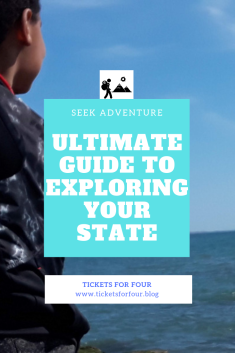 Ultimate Guide To Exploring Your State  #staycation #stay-cation #exploreyourstate #whattodowithkidsonbreak
