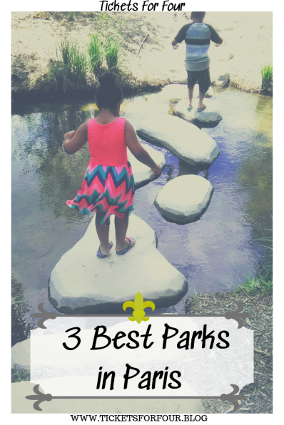3 Best Parks in Paris: Whether you are looking for a place to have a picnic or a break from your sightseeing tours. Vising reputable parks while on vacation is always a great idea. With so much to see and do in Paris what are the Best Parks to Visit? We have a list of our top 3 Best Parks to Visit in Paris with kids. #BestParksinParis #TopParksinParis #BestParksinParisforKids #Paris #France