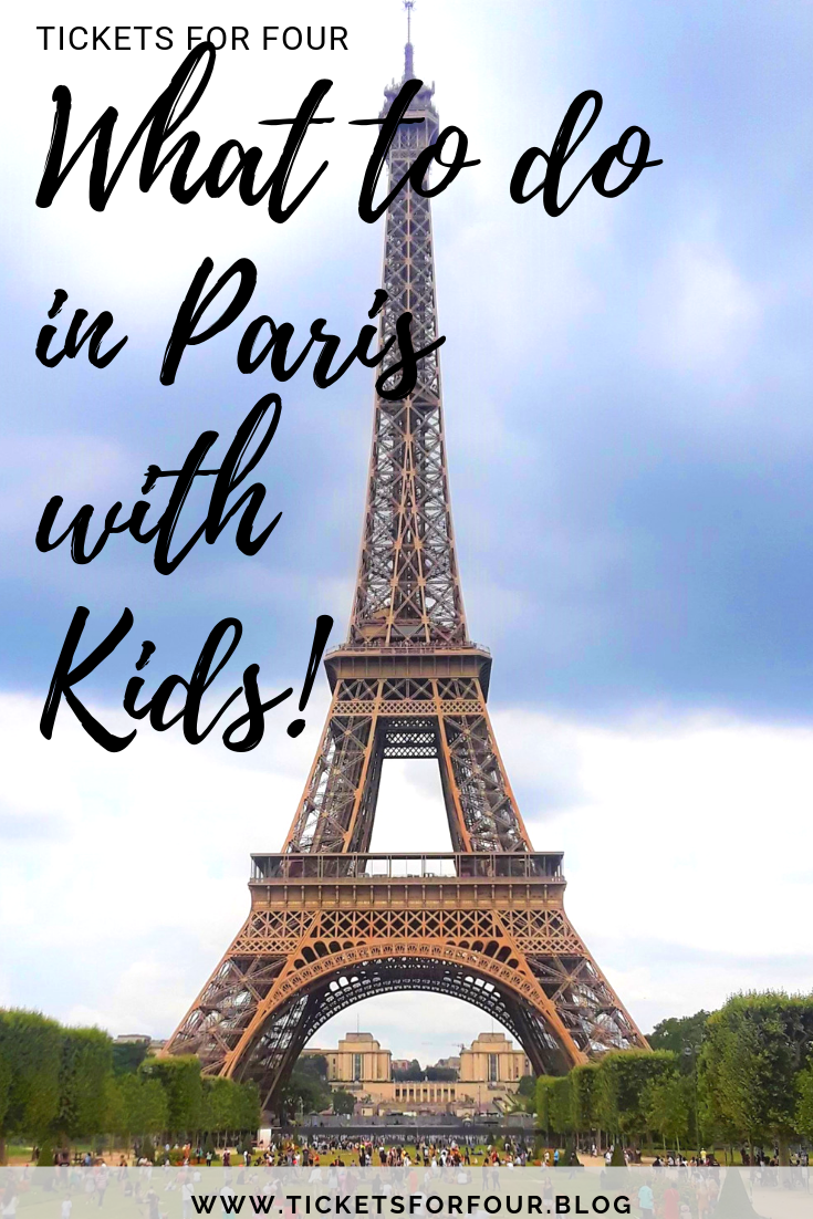 What to do in Paris with Kids!: After weeks and weeks of planning, I had completed an itinerary of what we would be doing during our trip.#WhattodoinPariswithKids #Paris #France #WhattodoinParis#WhattoseeinParis