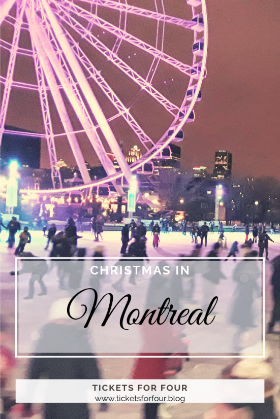 Christmas in Montreal:No matter the season there is always something happening in Montreal. So when is it a good time to travel to Montreal? Well anytime actually. Just be aware that in the winter seasons temperatures can be frigid at times. Don't let that stop your Winter Weekend in Montreal though. #Montreal #Quebec #WinterTrips #ChristmasinMontreal #VisitMontreal #MTLMoments #MontrealQC #ExploreCanada #Canada