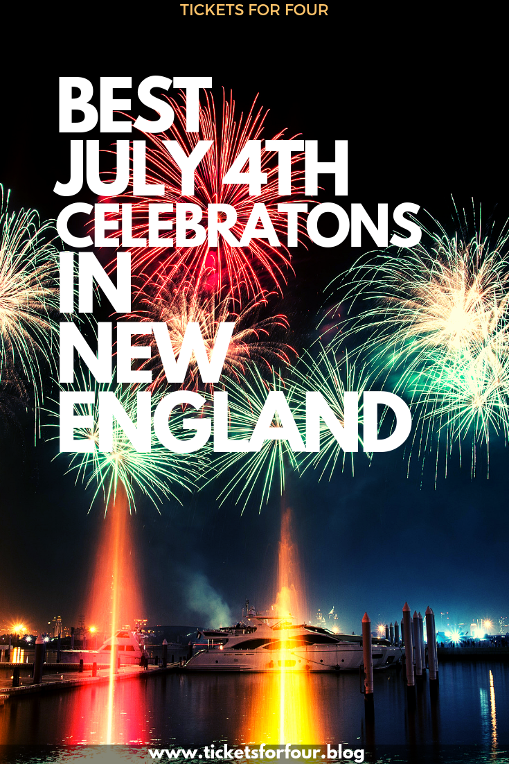 Best July 4th Celebrations in New England:New England is one of the oldest regions within the United States. With that being, said of course you can find some of the best July 4th Celebrations in New England. With historic cities like Boston,MA and Bristol,RI you are able to experience the best of Independence Day in New England.So what are the best cities in New England to celebrate 4th of July? #NewEngland #VisitNewEngland #IndependenceDayCelebrations #July4thinNewEngland #July4th