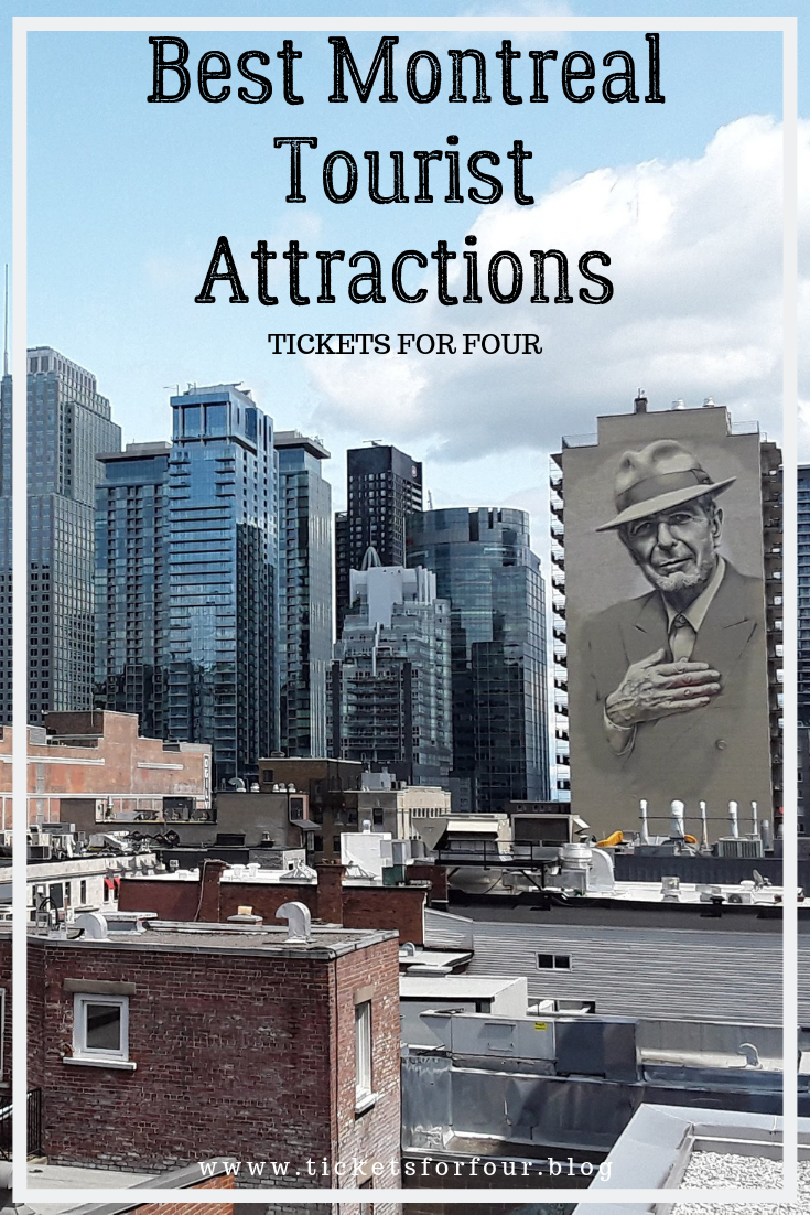 Best Montreal Tourist Attractions: There are so many things to see and do in this city.After visiting Montreal a quite a few times we have compiled a list of places to see while here. Some you may have hear of and some may even surprise you. #WhattodoinMontreal #Montreal #MontrealQuebec #MTLMoments