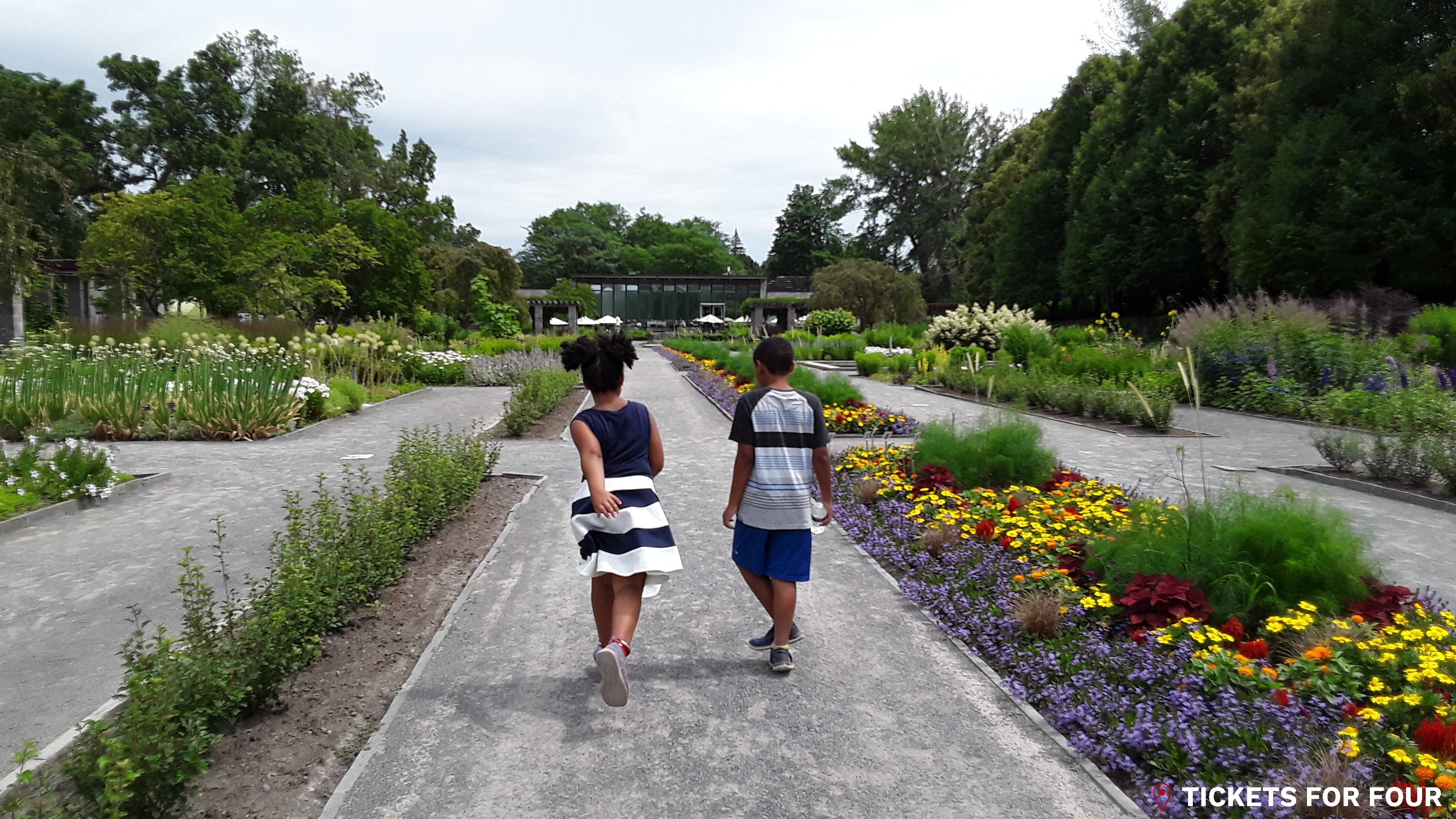 Jardin Botanique by Tickets For Four