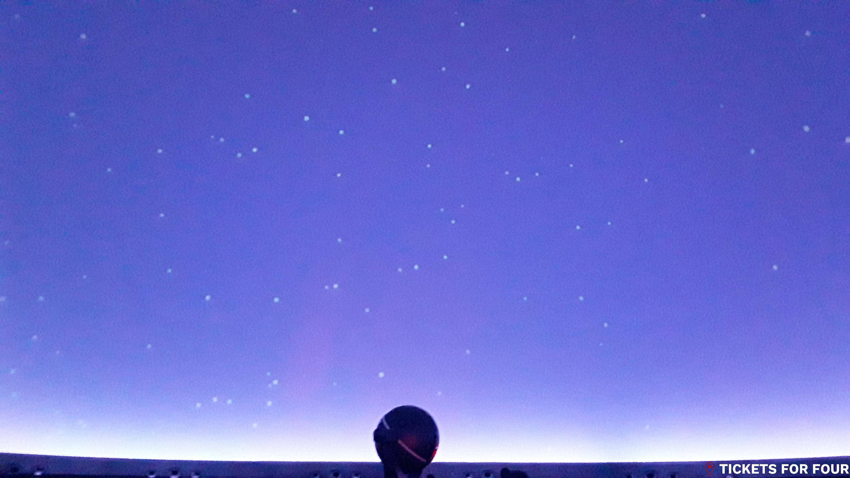 Montreal Planetarium by Tickets For Four
